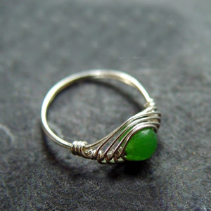 Wire Wrapped - anello
